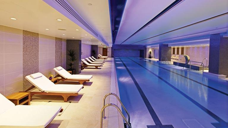 Hôtel Grange Tower Bridge & Spa à Londres, piscine