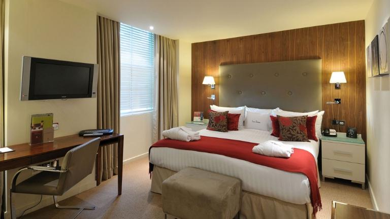 Chambre Double - DoubleTree by Hilton West End